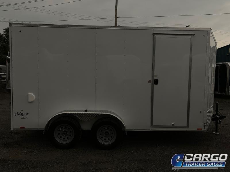 2020 Pace American OB714 Enclosed Cargo Trailer