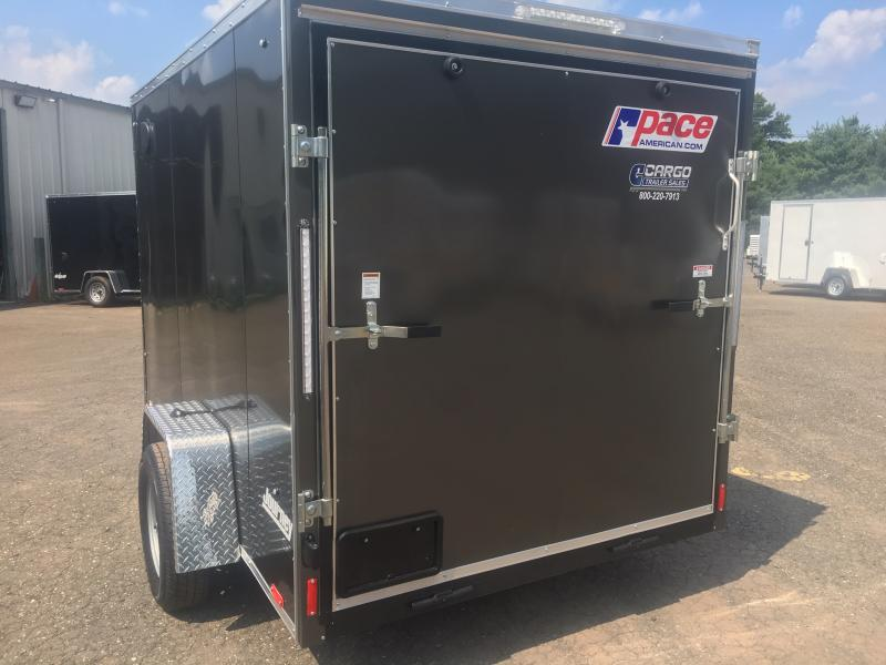 2020 Pace American JV 6X10 Enclosed Cargo Trailer