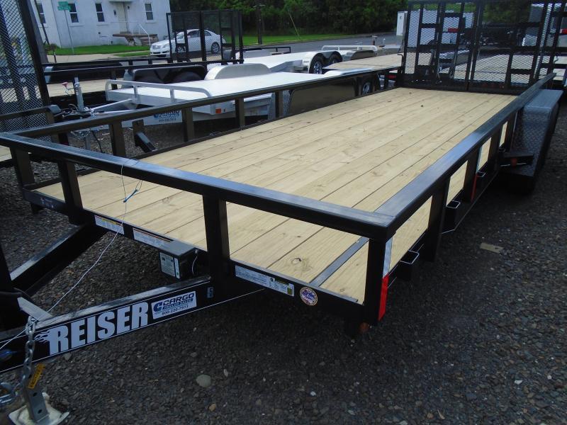2019 Reiser Trailers L208210K Utility Trailer