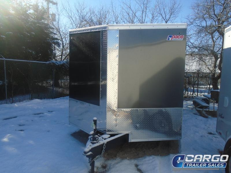 2020 Pace American JV 85X20 TE3 SE Enclosed Cargo Trailer