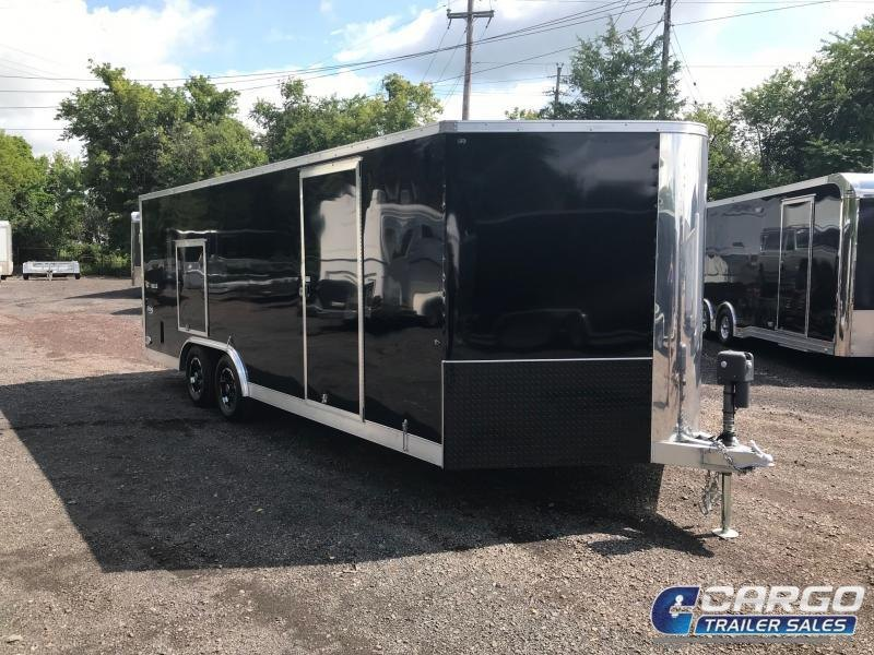 2018 Pace American AECH85X20TE2 Car / Racing Trailer