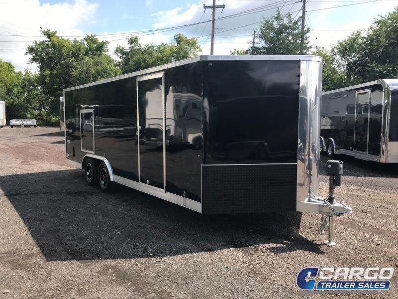 2018 Pace American AECH85X20TE2 Enclosed Cargo Trailer