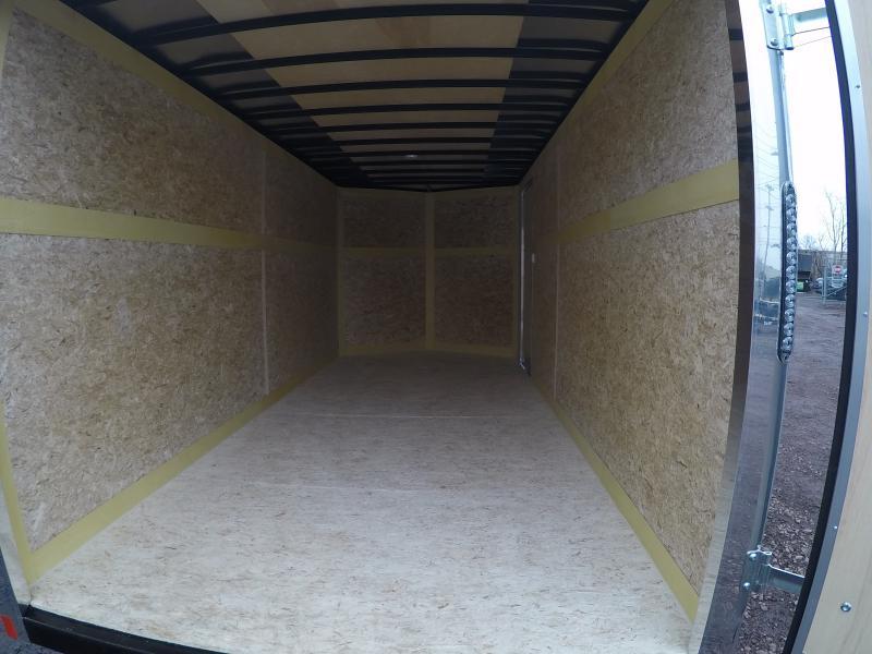 2019 Cross Trailers 716TA Alpha Enclosed Cargo Trailer