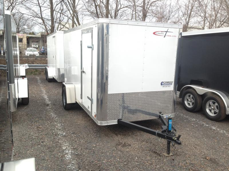 2017 Cross Trailers 612SA Enclosed Cargo Trailer