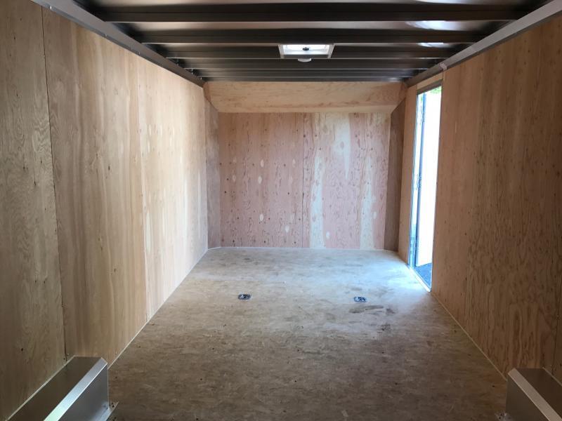 2018 Aluminum Trailer Company RAVAB8524 Enclosed Cargo Trailer