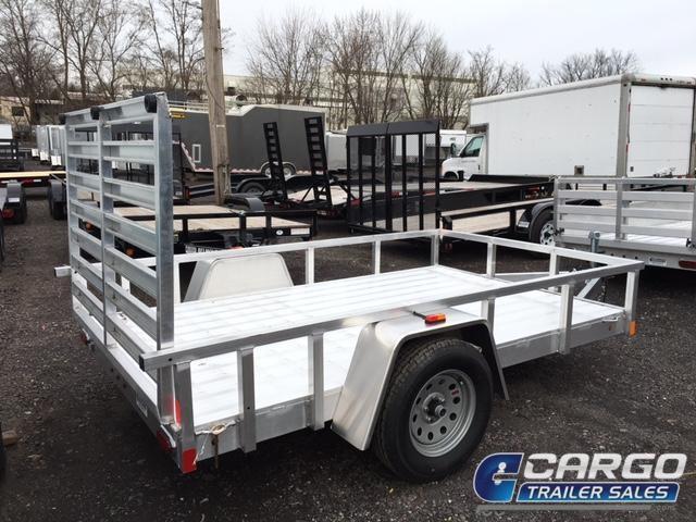 2019 Aluminum Trailer Company OUTAB6010 Utility Trailer