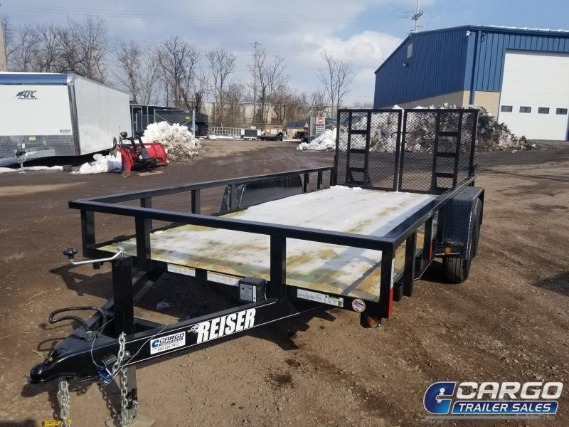 2019 Reiser Trailers L168210K Utility Trailer