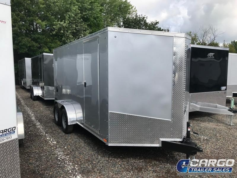 2018 Pace American JV 7x14 Enclosed Cargo Trailer