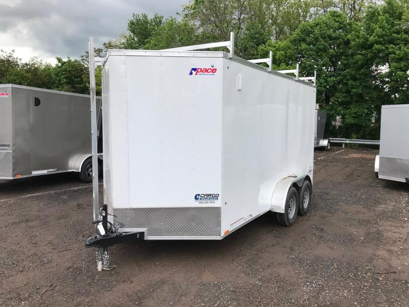 2019 Pace American OB 7x14 Enclosed Cargo Trailer