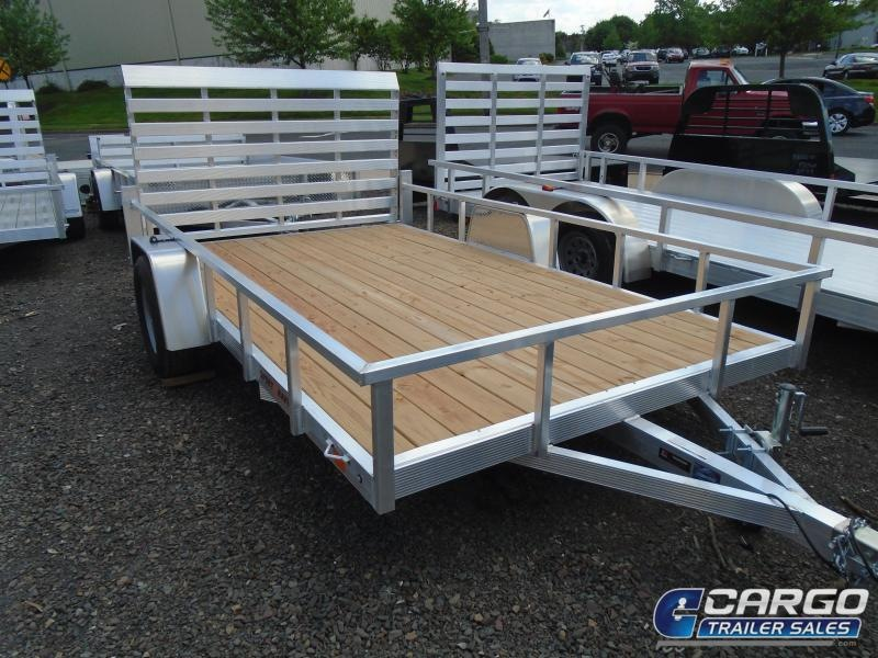 2019 Sport Haven AUT712 Utility Trailer