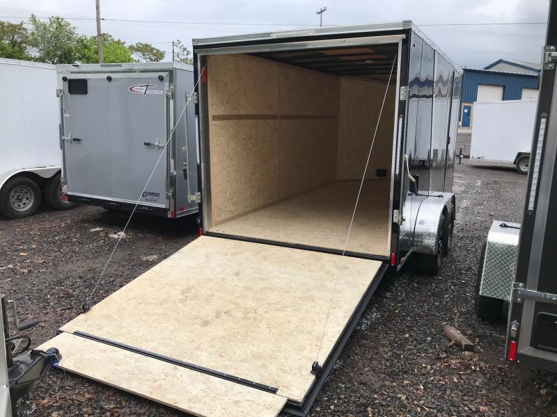 2020 Pace American JV 7X14 TE2 Enclosed Cargo Trailer