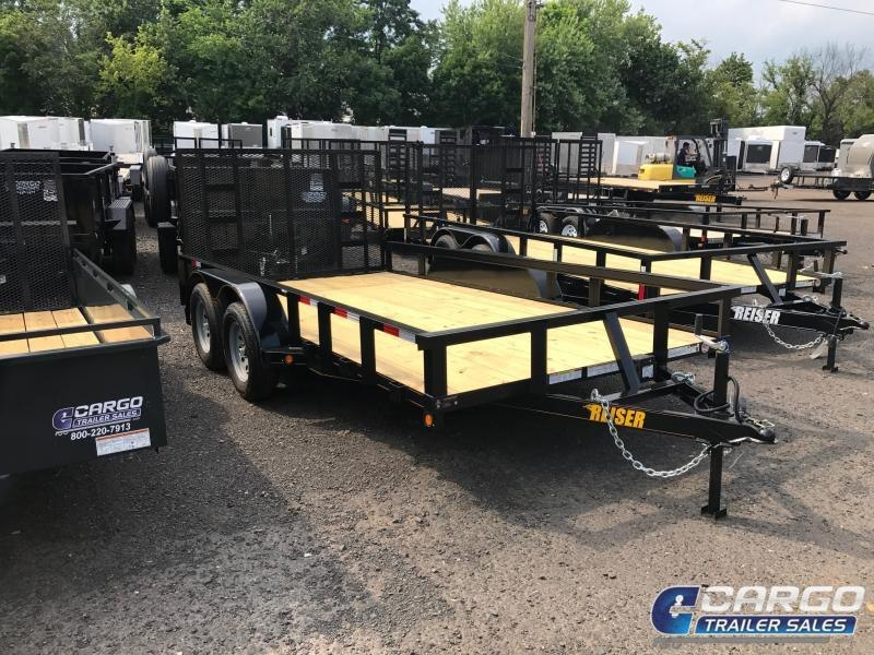 2019 Reiser Trailers L1482TA Other Trailer