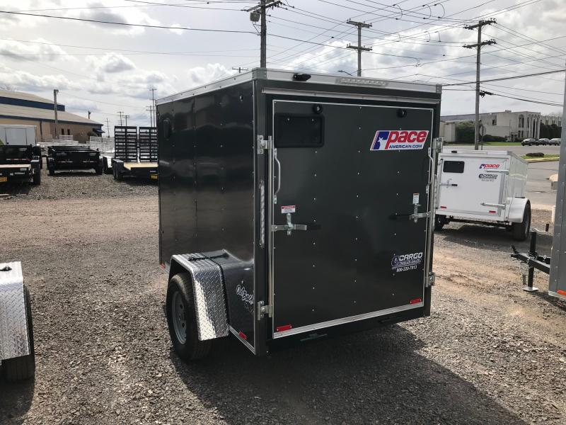 2018 Pace American OB5X8 Enclosed Cargo Trailer