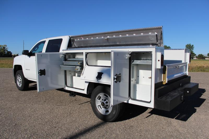 2017 CM SB 98/ 78VVSS Truck Beds and Equipment