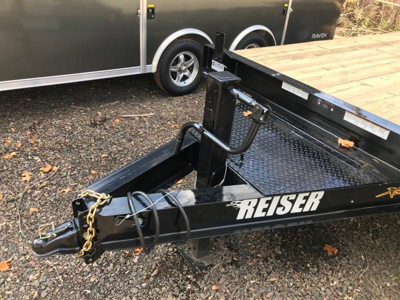 2017 Reiser Trailers DOBP2012K Flatbed Trailer