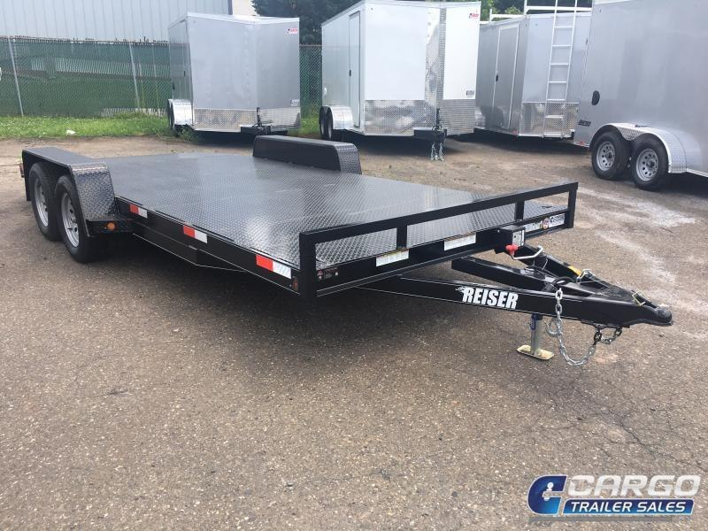 2019 Reiser Trailers DCH18 Other Trailer