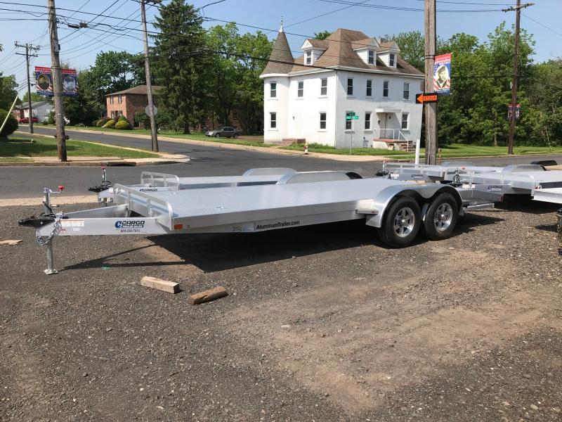 2019 Aluminum Trailer Company OCHAB8520+0-2S3.5K Car / Racing Trailer
