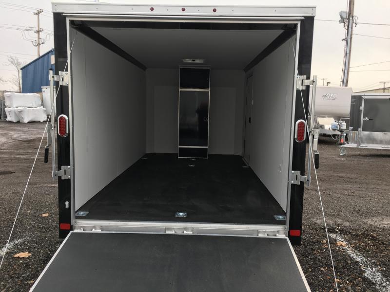 2017 Aluminum Trailer Company RAVAB7014 Enclosed Cargo Trailer