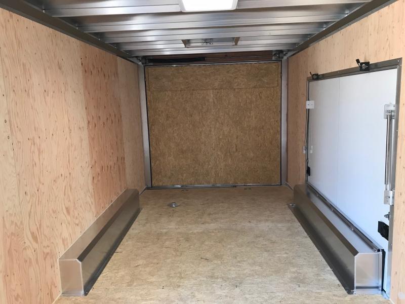 2018 Aluminum Trailer Company RAVAB8520+0-2S3.5K Enclosed Cargo Trailer