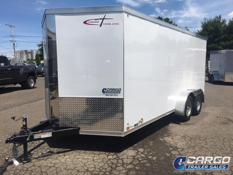 2020 Cross Trailers 716TA Enclosed Cargo Trailer