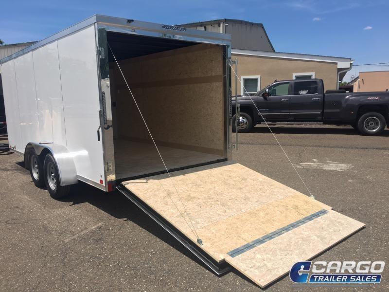 2020 Cross Trailers 716TA Enclosed Cargo Trailer
