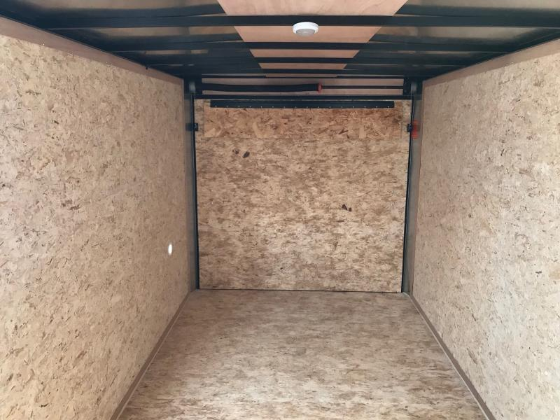 2018 Pace American JV714 Enclosed Cargo Trailer