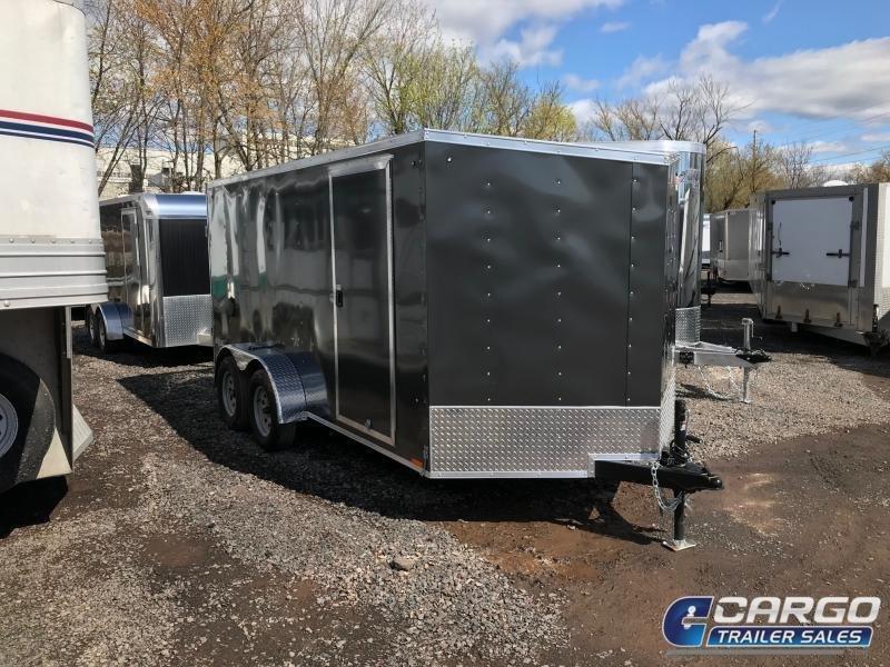 2019 Pace American OB 7X14 TE2  Enclosed Cargo Trailer