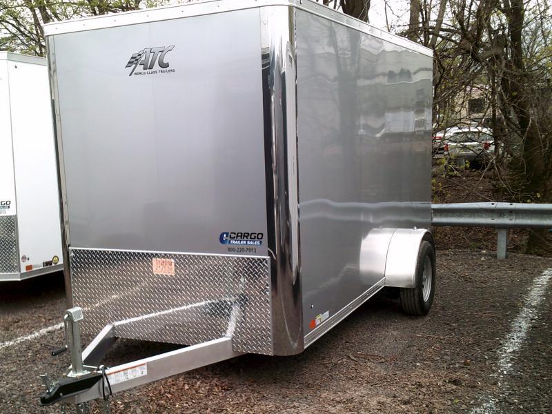 2019 Aluminum Trailer Company RAVAB6012+0 1S2.9K Enclosed Cargo Trailer