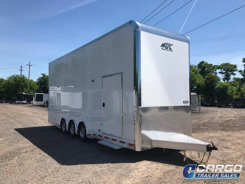 2018 Aluminum Trailer Company QSTAB8528+0-3T7.0K Enclosed Cargo Trailer