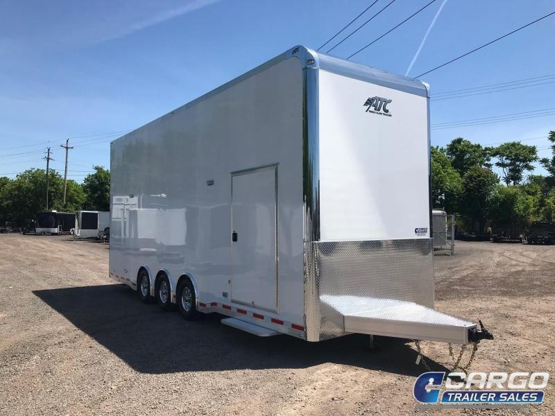 2019 Aluminum Trailer Company QSTAB8528+0-3T7.0K Enclosed Cargo Trailer