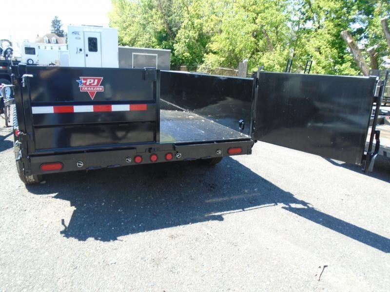 2020 PJ Trailers DL 142 Dump