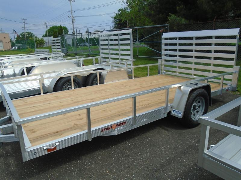 2019 Sport Haven AUT714 Utility Trailer