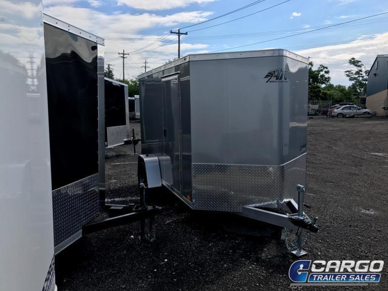 2018 Aluminum Trailer Company RAVAB6010+2 Enclosed Cargo Trailer