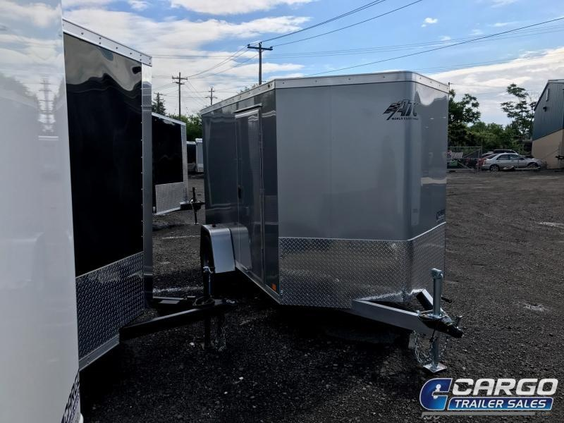 2018 Aluminum Trailer Company RAVAB6010+2 Enclosed Cargo Trailer
