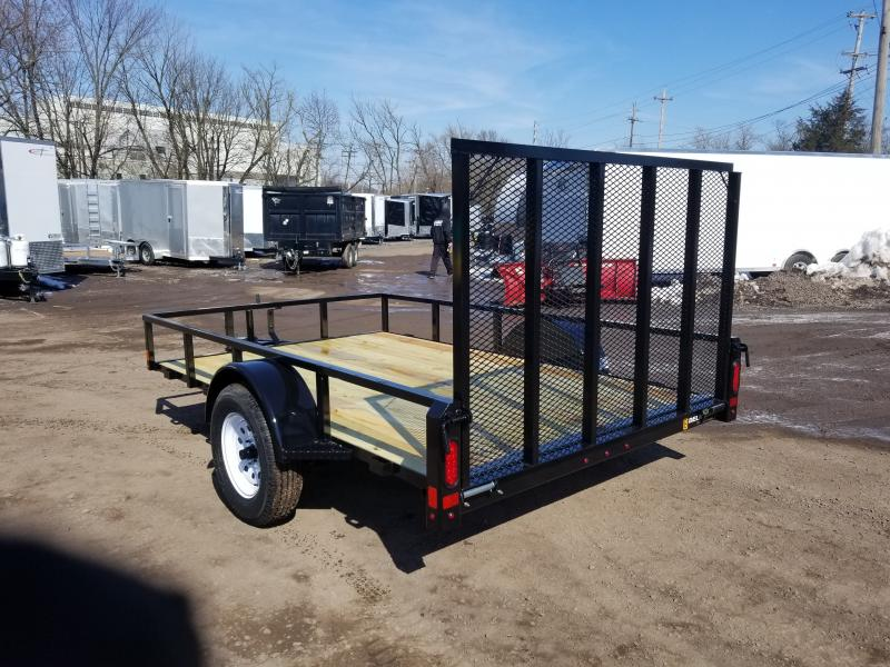 2019 Belmont Machine UT610TT Utility Trailer