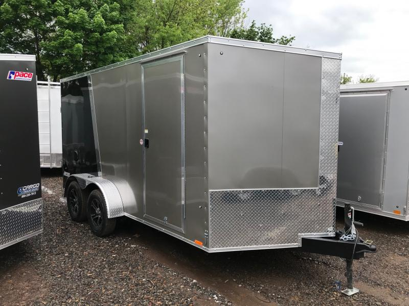 2020 Pace American JV 7X14 TE2 Enclosed Cargo Trailer