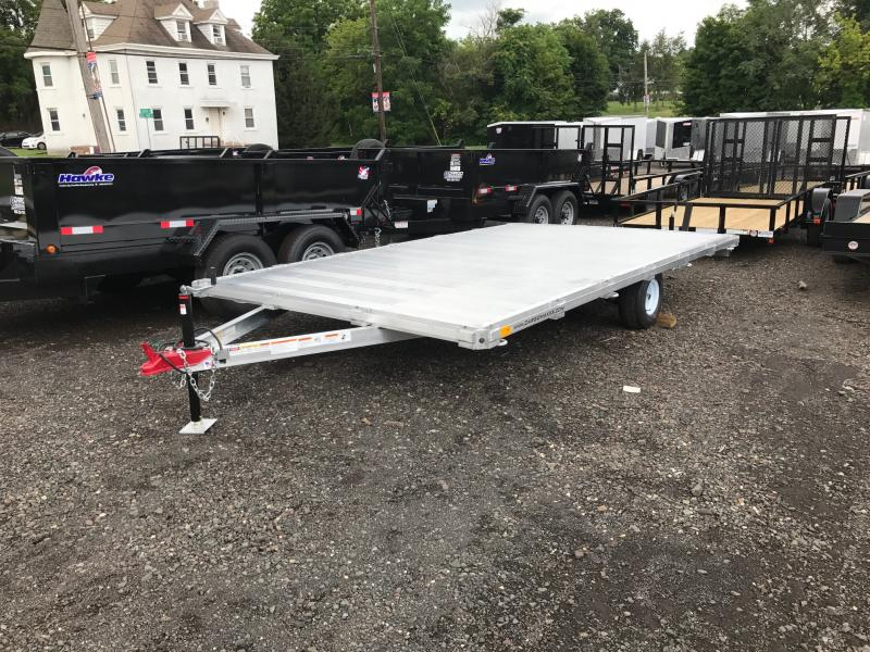 2017 SIC Metals 8.5X14 D/O ATV Utility Trailer in Ashburn, VA