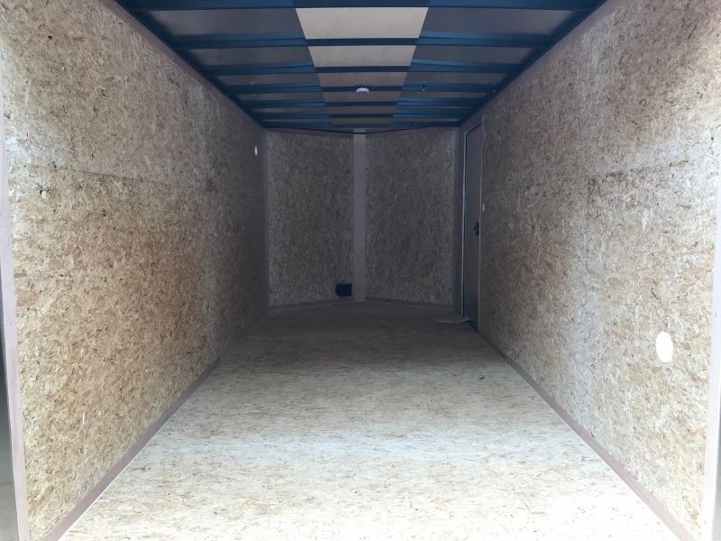 2019 Pace American OB 7X16 TE2  Enclosed Cargo Trailer