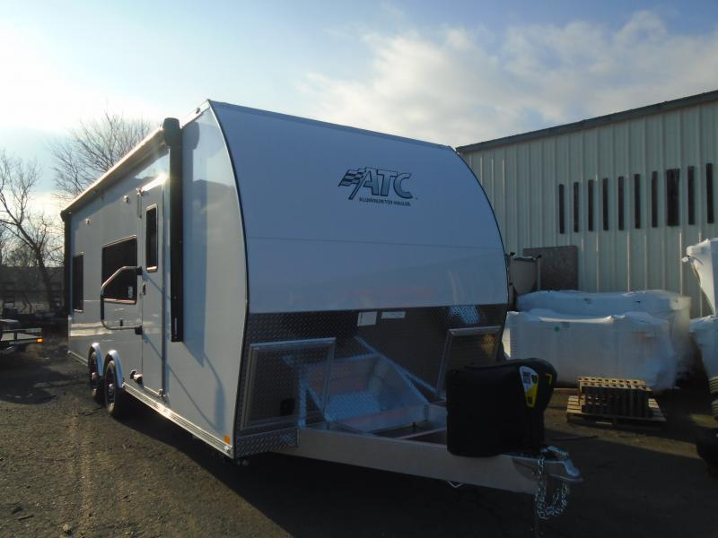 2019 Aluminum Trailer Company ARVAB8528+0 Truck Beds and Equipment