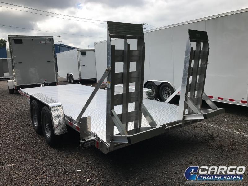 2017 SIC Metals 7X18 12K EQ Equipment Trailer