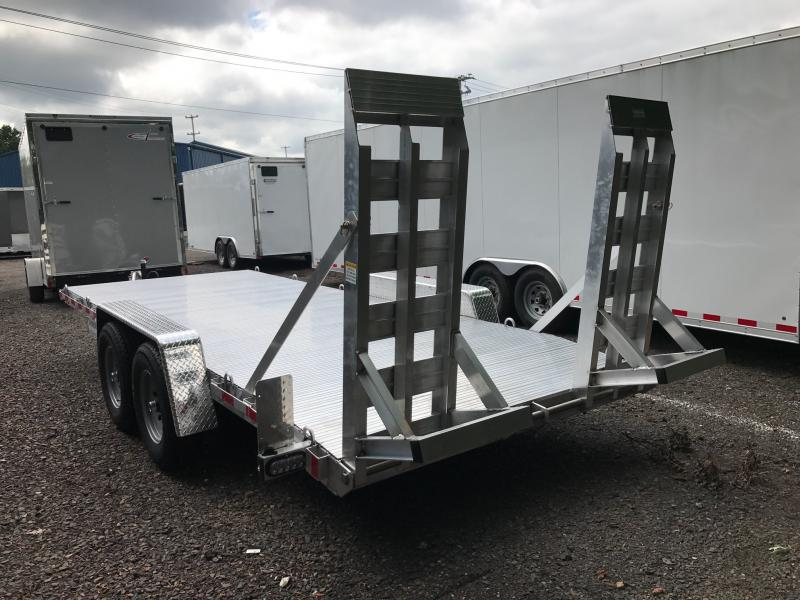 2018 SIC Metals 7X18 12K EQ Flatbed Trailer