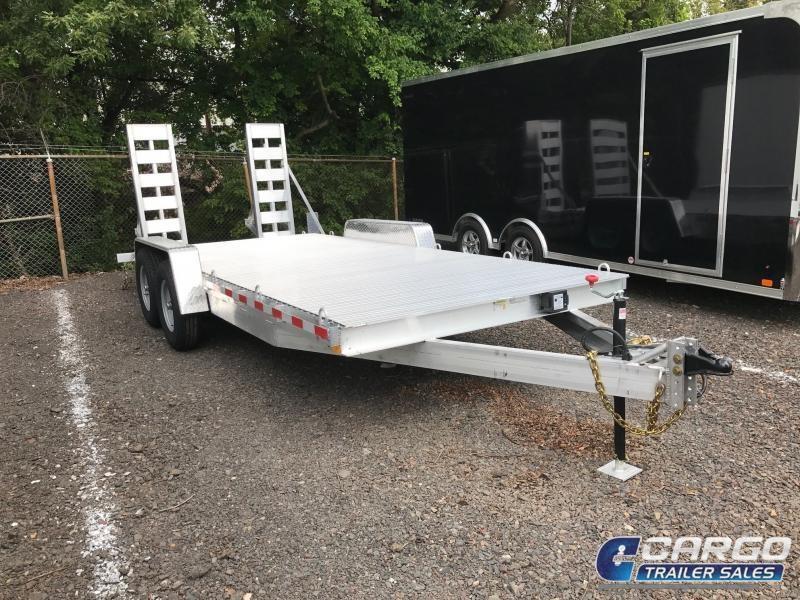 2018 SIC Metals 7X18 12K EQ Flatbed Trailer
