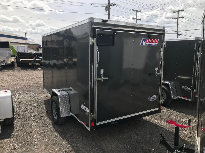 2018 Pace American JV 6X12 Enclosed Cargo Trailer