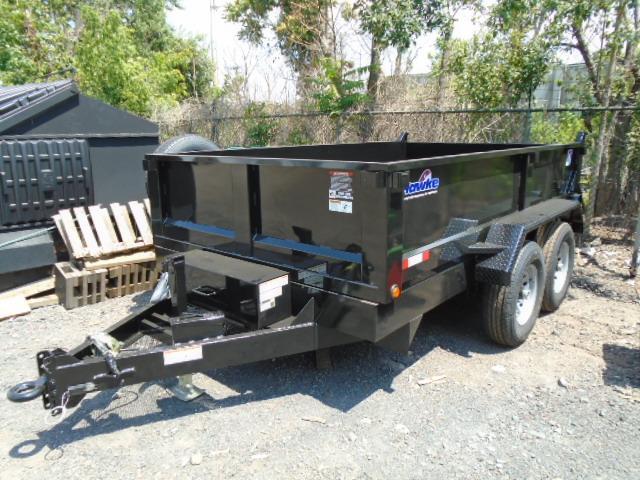 2018 Tow-Rite Manufacturing LPT712XH Dump