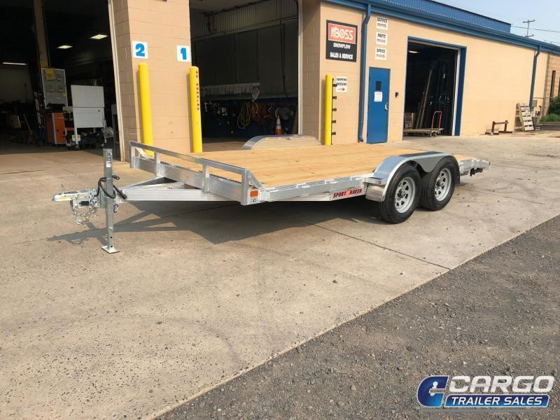 2020 Sport Haven AOC1670T Car / Racing Trailer