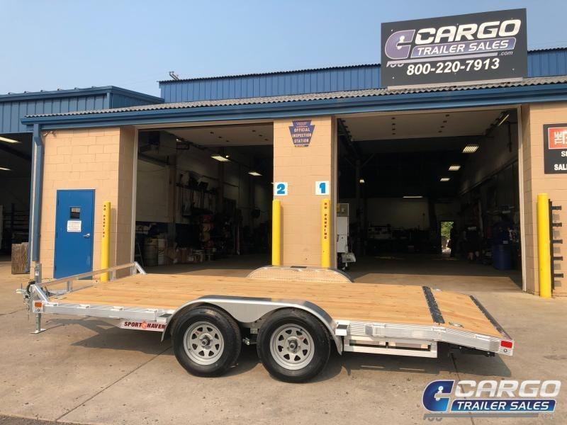 2020 Sport Haven AOC1670T Car / Racing Trailer in Ashburn, VA