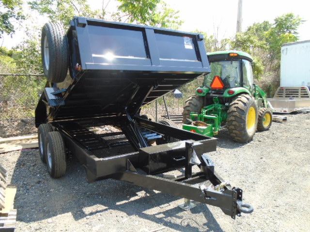 2017 Tow-Rite Manufacturing LPT612XH Dump