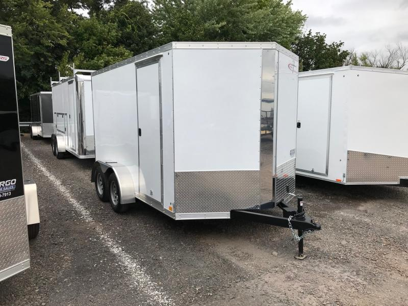 2018 Cross Trailers 712TA Enclosed Cargo Trailer