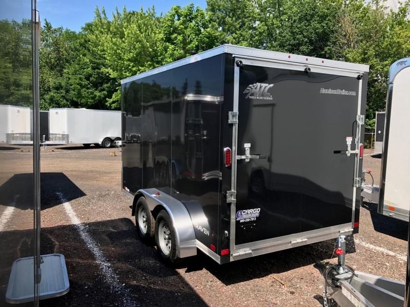 2017 Aluminum Trailer Company RAVAB7012+0-2S3.5K Enclosed Cargo Trailer