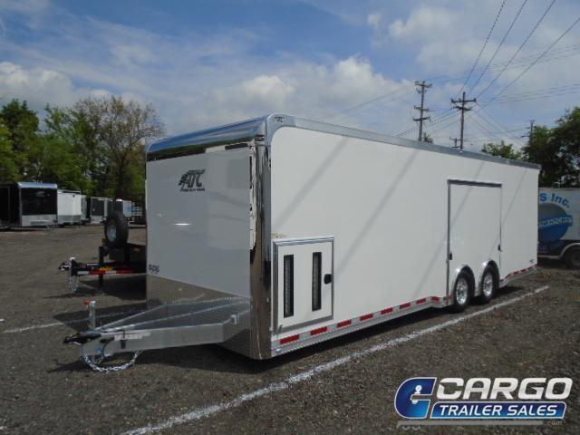 2018 Aluminum Trailer Company QSTAB8528+0-2T6.0K Enclosed Cargo Trailer